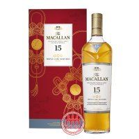 THE MACALLAN 15YO Triple cask Gift box
