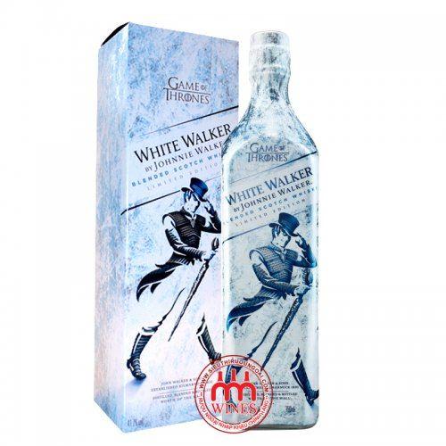 JOHNNIE WALKER WHITE WALKER LIMITED EDITION 750ML