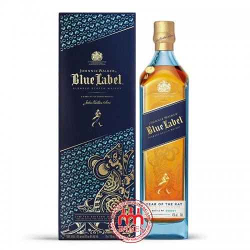 Johnnie Walker Blue Label Year of the Rat
