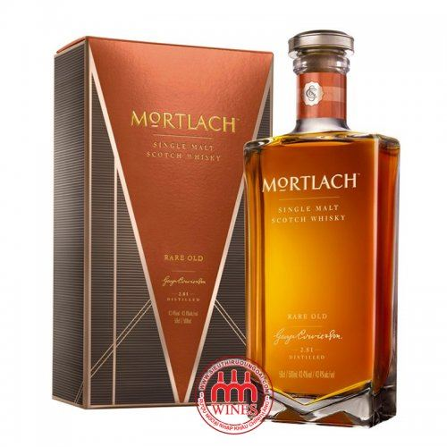 Mortlach Rare Old Single Malt