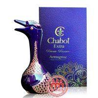 Chabot Armagnac Blue Goose Extra (Hộp da)