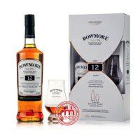Bowmore 12yo Gift box