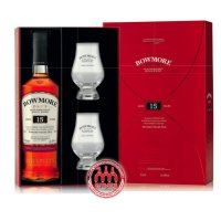 Bowmore 15yo Gift box