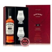 Bowmore 18yo Gift box