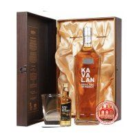Kavalan Classic Single Malt Whisky Gift Set