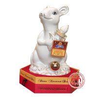 Chuột sứ trắng 03 - 2lit