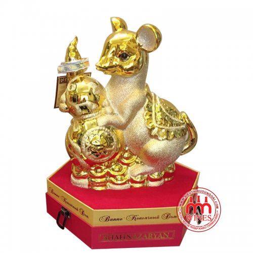 Chuột vàng Hồ lô T02 - 2lit