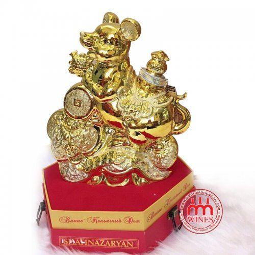 Chuột Vàng Đồng tiền 04 - 2lit