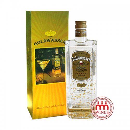 Goldwasser - Rượu Dát Vàng