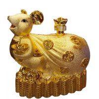 Rượu Chuột Pháp mang túi vàng 2Lit