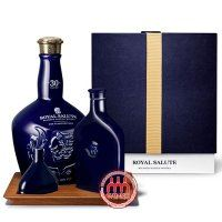 Chivas ROYAL SALUTE 30YO FLASK EDITION RELEASED
