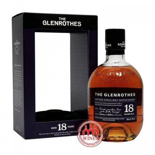 The Glenrothes 18yo