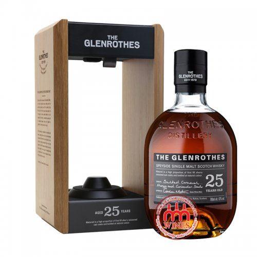 GLENROTHES 25 YO