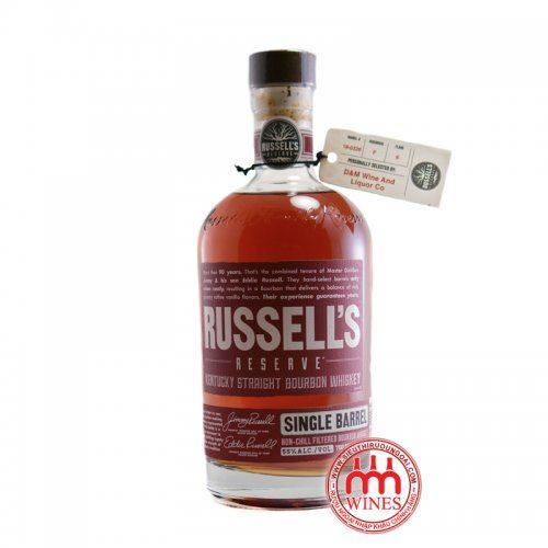 RUSSELL'S RESERVE SINGLE BARREL