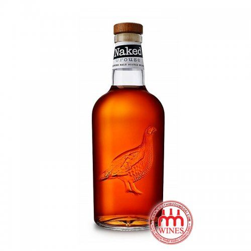 THE NAKED Famous GROUSE 100% PURE MALT