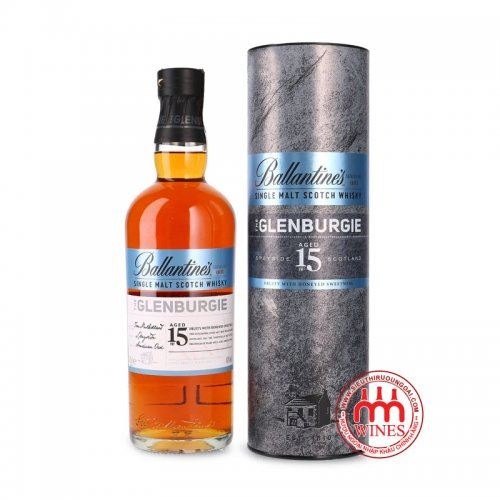 BALLANTINE'S THE GLENBURGIE 15YO
