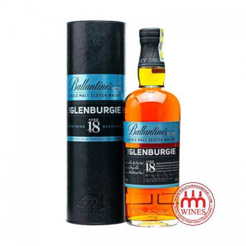Ballantine's Series 001 The Glenburgie 18YO