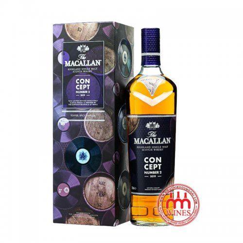 Macallan Concept No.2