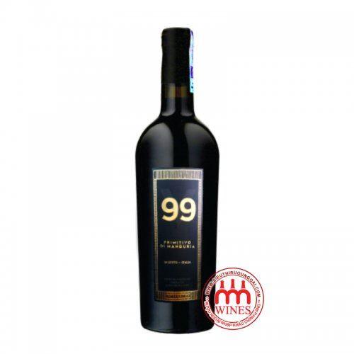 Vang Ý 99 - PRIMITIVO DI MANDURIA