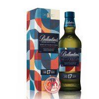 Rượu Ballantine's 17 YOArtist Edition