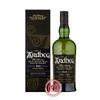 Ardbeg 10YO Single Malt Islay Whisky 70cl