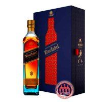 Johnnie Walker Blue Label gift box 2021