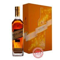 Johnnie Walker Gold Label Gift Box 2021