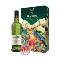 Glenfiddich 12YO Gift box 2021