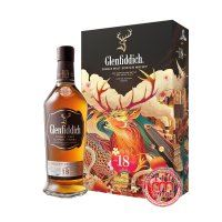 GLENFIDDICH 18 YEAR OLD Gift box 2021