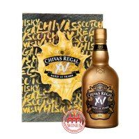 Chivas Regal XV Gold Limited Gift box 2021