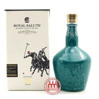 Royal Salute 21YO World Polo Edition (Xanh Ngọc)
