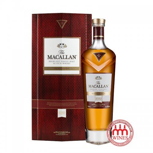The Macallan Rare Cask Red 2020 Release