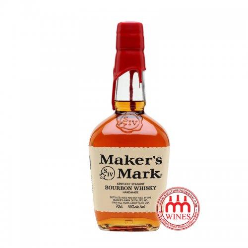 Maker's Mark Bourbon Whisky - 700ml