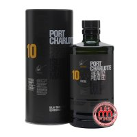 Bruichladdich Port Charlotte Heavily Peated 10 Years