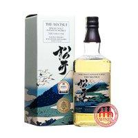 The Matsui Single Malt Whisky Mizunara Cask