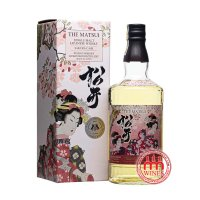 The Matsui Single Malt Whisky Sakura Cask