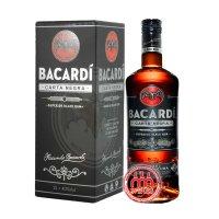Rượu Bacardi Superior Carta Negra Dark Rum