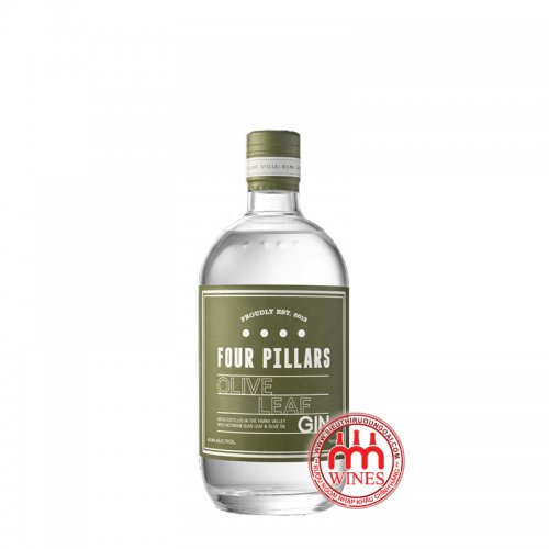 Four Pillars Olive Leaf Gin 200ml
