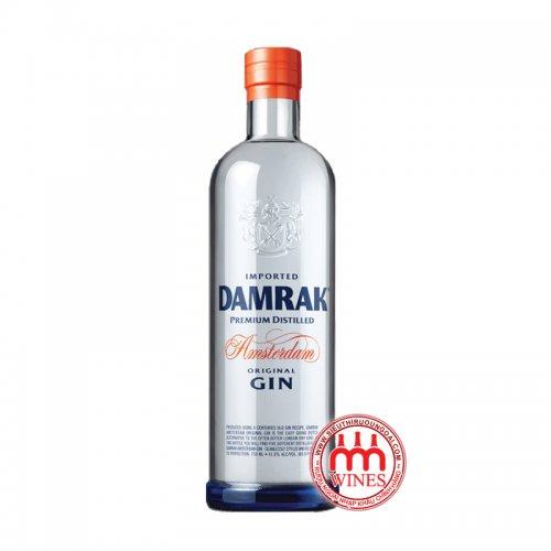 Damrak Amsterdam Gin