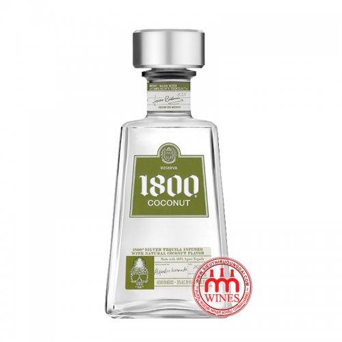 Tequila Reserva 1800 Coconut