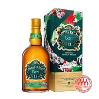 Chivas 13 Extra Tequila Casks (Xanh Lá)