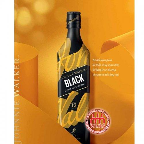 JW Black Label Icon 2.0 - Tết 2022 Limited