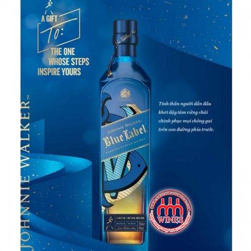 Johnnie walker Blue Label ICON 2022
