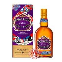 Chivas 13 YO Bourbon Cask (Tím)