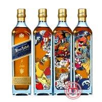 Johnnie Walker Blue Label Limited - Tam Sinh Phú